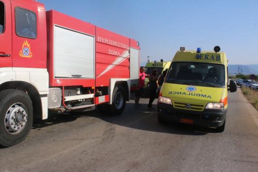 Τραγωδία στην Καισαριανή: Νεκρή οδηγός που προσέκρουσε σε δέντρο