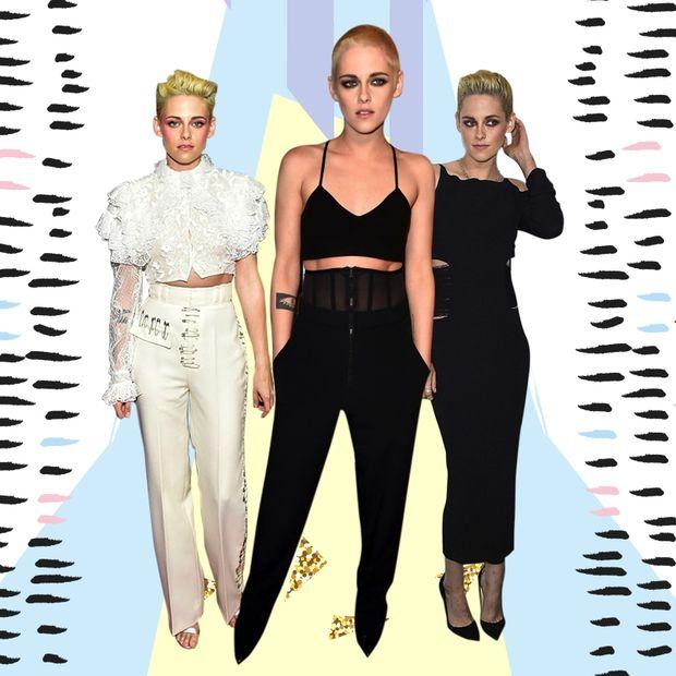 Black&white: H στυλιστική εξέλιξη της Kristen Stewart
