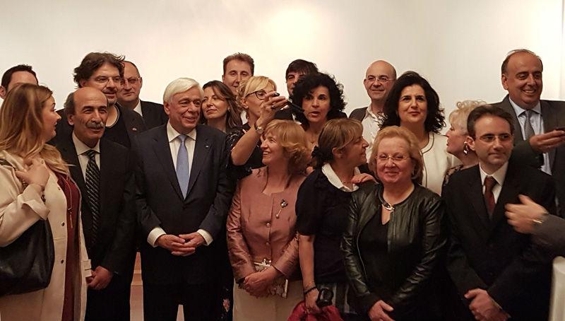 Παυλόπουλος: Η Τουρκία να καταλάβει ότι η Ελλάδα είναι η πόρτα της προς τη Δύση