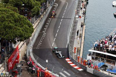 Ο πιο αργός αγώνας της F1 στο Μονακό