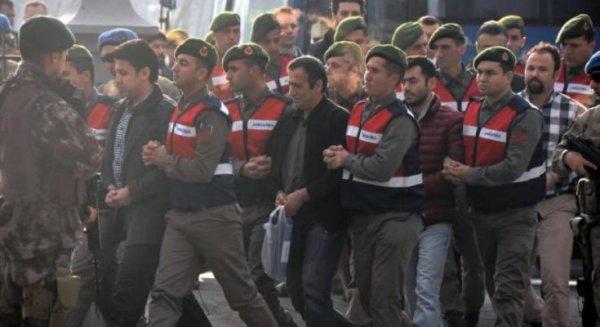 Ξεκίνησε η δίκη πάνω από 200 υπόπτων για το πραξικόπημα στην Τουρκία
