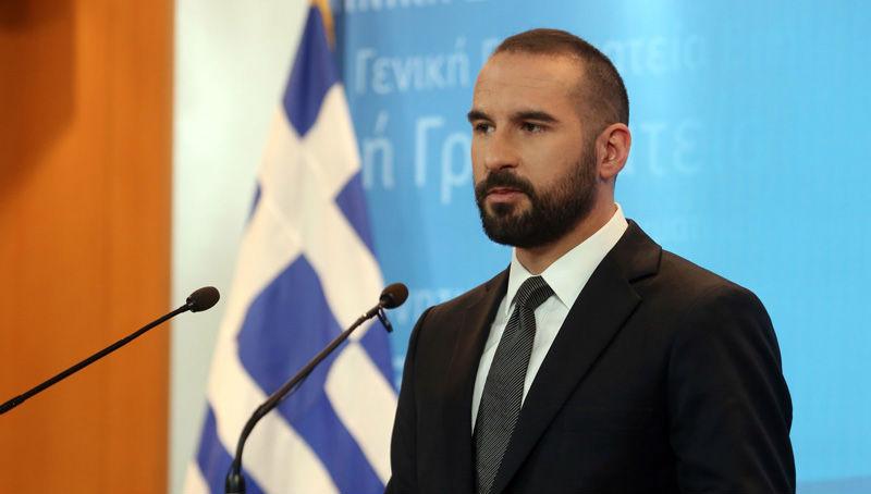 Τζανακόπουλος: Η Αριστερά η τελευταία ελπίδα της Ευρώπης