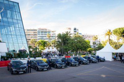Η Renault στον αστερισμό του 70ου Φεστιβάλ Κινηματογράφου Καννών