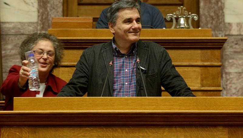 Τσακαλώτος: Η Ελλάδα αλλάζει σελίδα