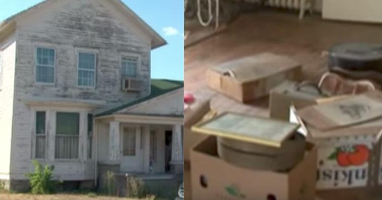 Μετά τον Θάνατο της Θείας του, βρήκες ΑΥΤΕΣ τις παλιές Κούτες στο Σπίτι της. Το Περιεχόμενό τους, του άλλαξε τη Ζωή!