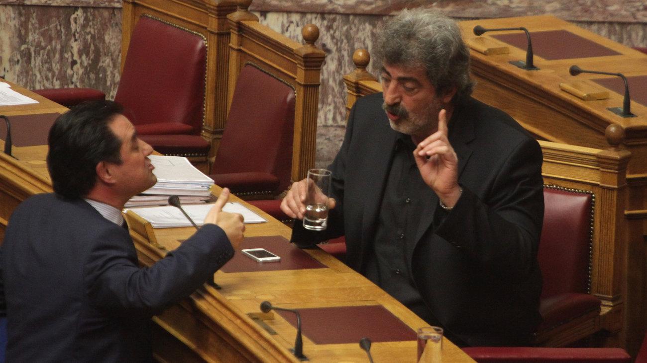 Άγριος καυγάς Πολάκη – Γεωργιάδη στη Βουλή