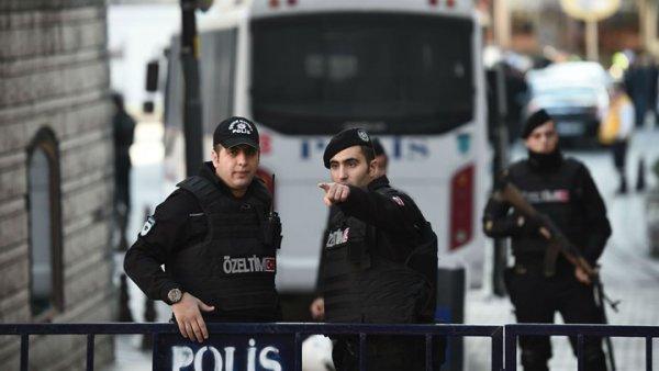 Τουρκία: Νεκροί από πυρά αστυνομικών δύο ύποπτοι που σχεδίαζαν επίθεση του ISIS