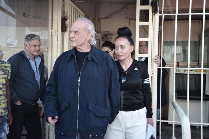 """Αποφυλακίστηκε ο Άκης Τσοχατζόπουλος – """"Έληξε ο βασανισμός και ο εγκλεισμός μου"""""""