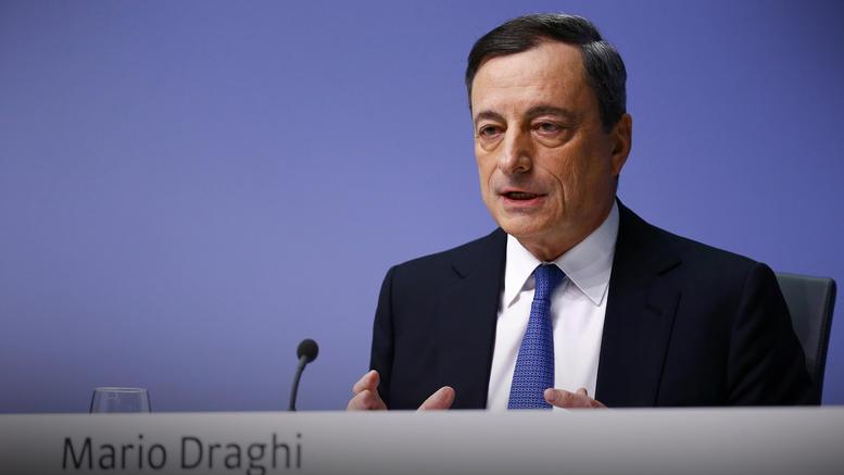 Ντράγκι: Η κρίση της Ευρωζώνης ξεπεράστηκε