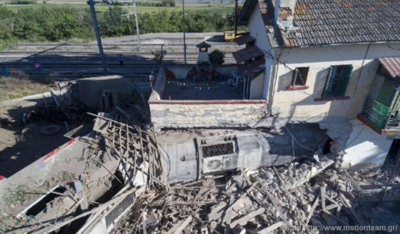 Τραγωδία στο Άδενδρο: Το τρένο πήγαινε με 144 χιλιόμετρα πριν εκτροχιαστεί