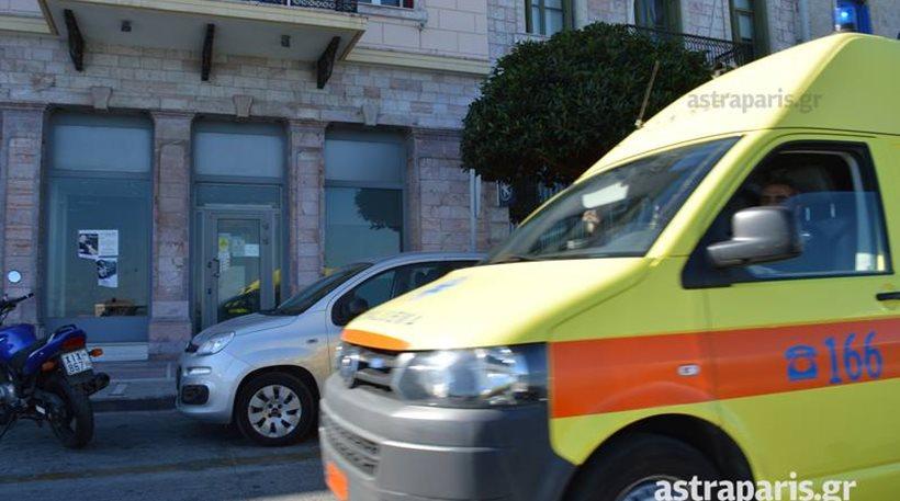 Απόπειρα αυτοκτονίας μετανάστη στο κάστρο της Χίου