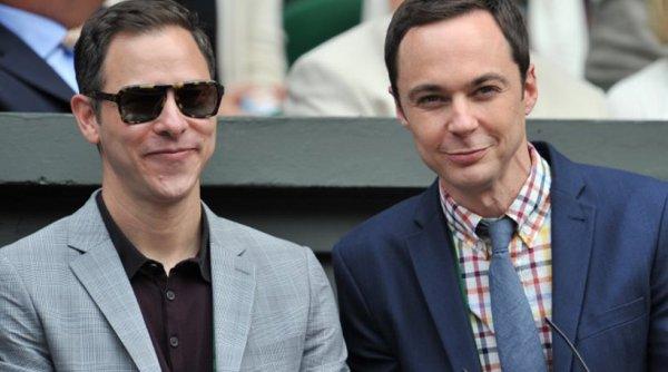 Ο «Σέλντον» του Big Bang Theory παντρεύτηκε τον επί 15 χρόνια σύντροφό του