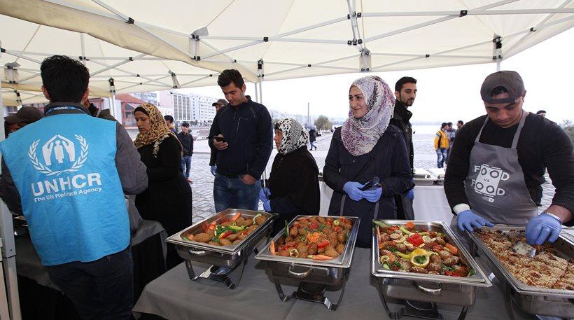 Φεστιβάλ μαγειρικής προσφύγων στην Αθήνα τον Ιούνιο