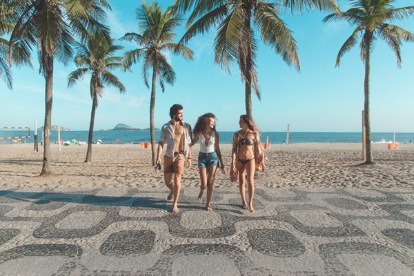 Bραζιλία, καλοκαίρι, μόδα, στυλ, άποψη!