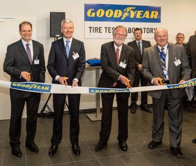 Η Goodyear εγκαινιάζει νέο Εργαστήριο Δοκιμής Ελαστικών στο Λουξεμβούργο