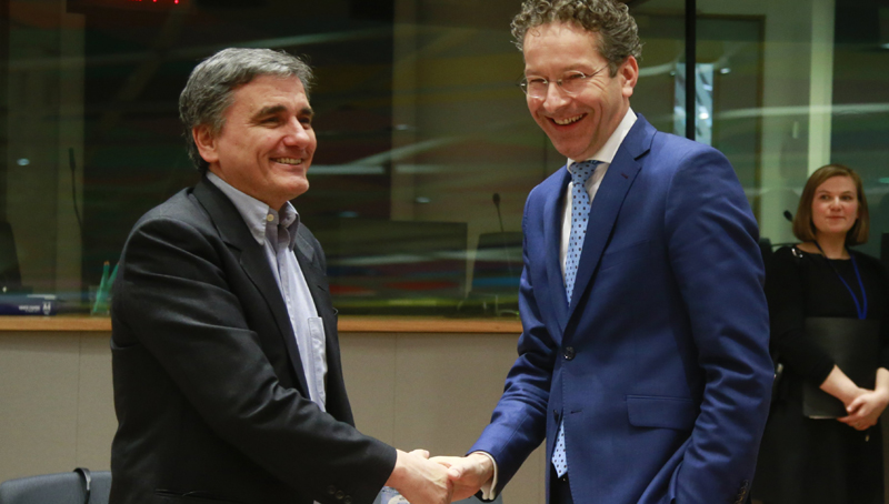 To χρέος στο τραπέζι του σημερινού Eurogroup