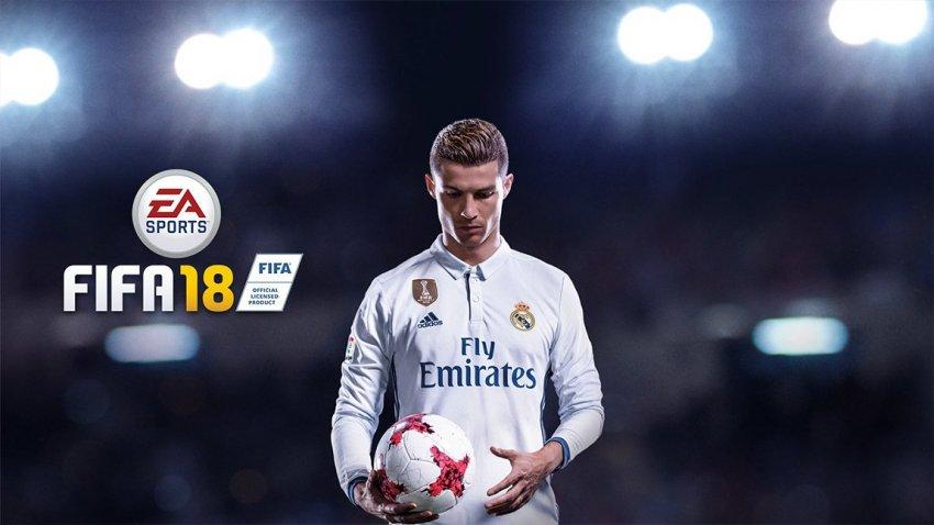 Ανακοινώθηκε το FIFA 18 με εξώφυλλο τον Cristiano Ronaldo