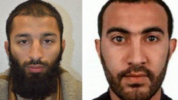 Βρετανικές αρχές: Αυτοί είναι οι δυο από τους τρεις δράστες του μακελειού στο Λονδίνο