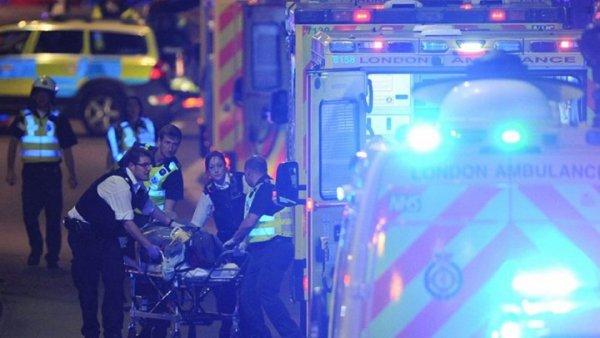 Μαχαιρωμένος στο συκώτι Έλληνας τραυματίας από την επίθεση στο Λονδίνο