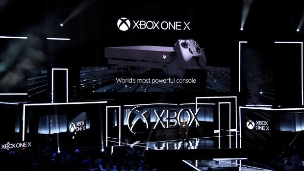 Παρουσιάστηκε το Xbox One X από τη Microsoft