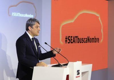 Περισσότερες από 10.000 Ισπανικές τοποθεσίες υποψήφιες για το όνομα του 3ου SUV της SEAT