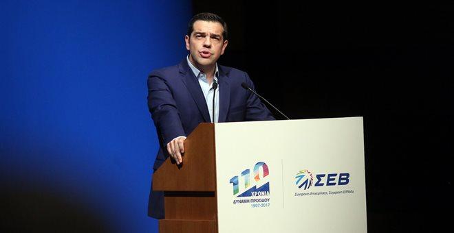 Τσίπρας: Θα δεχτούμε μόνο μόνο λύση που θα βγάζει τη χώρα στις αγορές