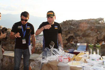 Τι είπαν οι πρωταγωνιστές πριν τη μεγάλη μάχη του SEAJETS Acropolis Rally