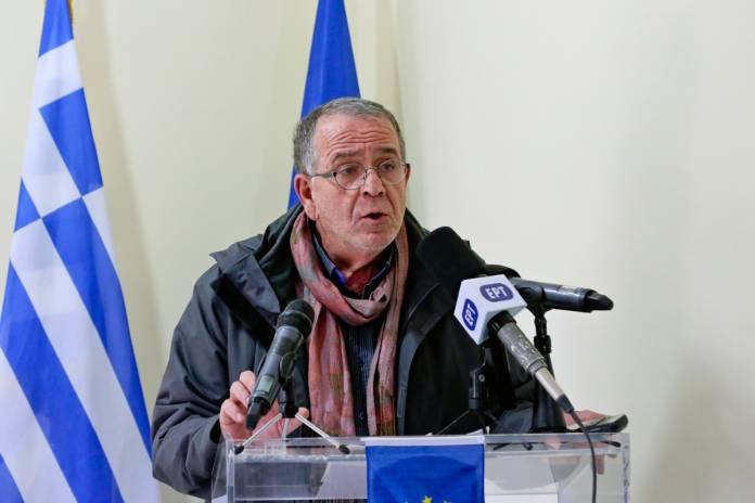 Μουζάλας: Η εκκένωση του Ελληνικού έγινε με αποφασιστικό αλλά και ευγενικό τρόπο