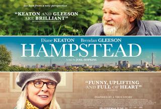 Hampstead – Απροσδόκητος έpωτας, Πρεμιέρα: Ιούλιος 2017 (trailer)