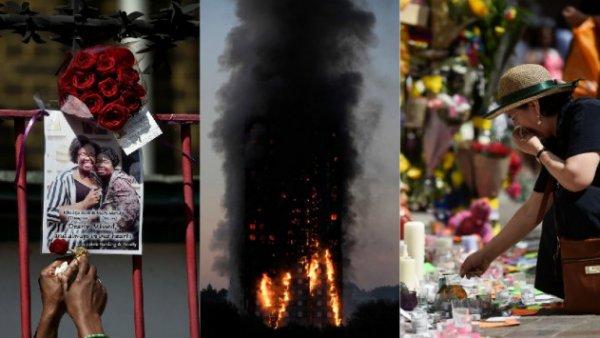 Λονδίνο: Στους 58 οι νεκροί από την φωτιά