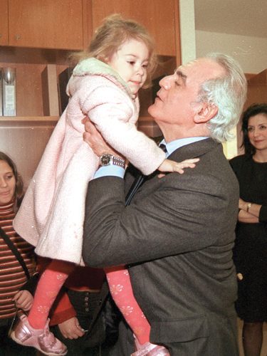 Ξεσπά η εγγονή του Άκη Τσοχατζόπουλου – Γιατί της έκαναν bullying (φωτό)