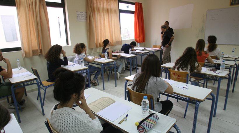 Πανελλαδικές: Με τέσσερα μαθήματα συνεχίζονται οι εξετάσεις στα ΕΠΑΛ