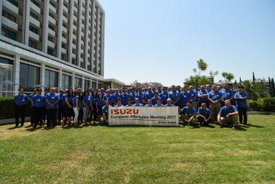 Πανευρωπαϊκό Συνέδριο ISUZU After Sales με εκατοντάδες προσκεκλημένους