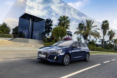 Πως βαθμολόγησαν οι ξένοι μετά τις  συγκριτικές δοκιμές τα αυτοκίνητα της Hyundai