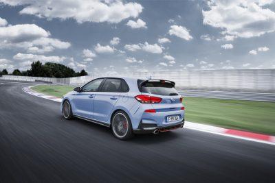 "Hyundai i30 ""N"" : Η απόλαυση στην …πίστα"