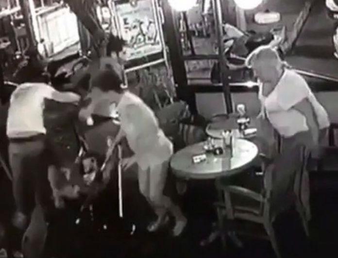 Φονικός σεισμός στην Κω: Βίντεο-ντοκουμέντο από καφετέρια την ώρα του Εγκέλαδου