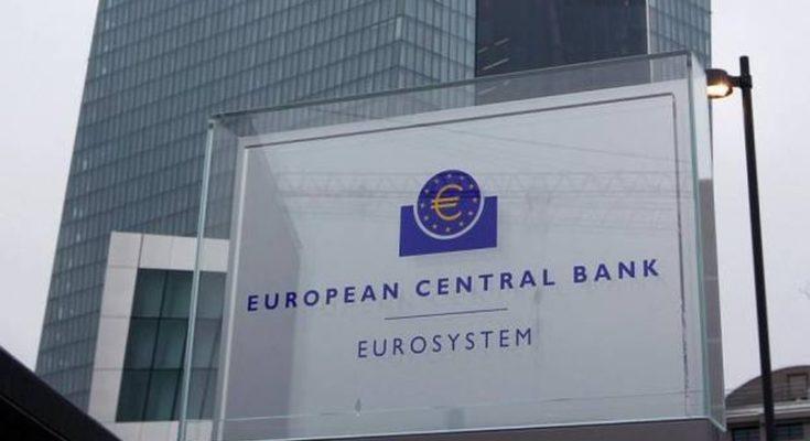 Η ΕΚΤ προτείνει έξοδο στις αγορές με «λογικό επιτόκιο»