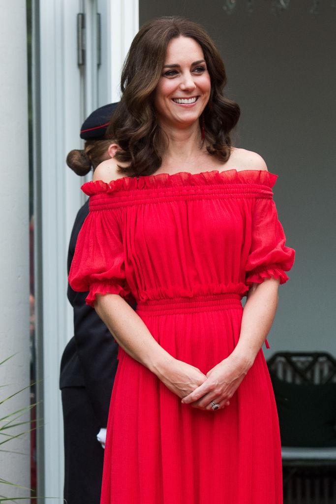 H Kate Middleton μόλις έκανε την πιο sexy εμφάνισή της στο πλευρό του πρίγκιπα William