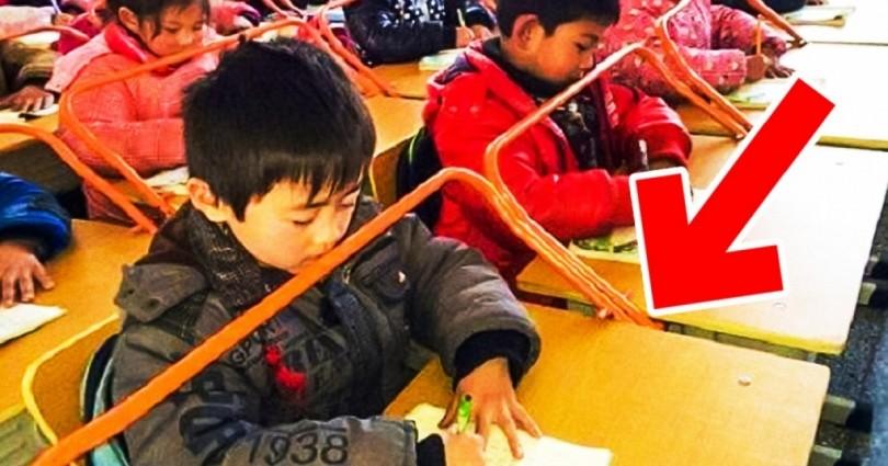14 Ασυνήθιστα σχολεία από όλο τον κόσμο στα οποία οι μαθητές ΔΕΝ μπορούν να κάνουν ποτέ κοπάνα