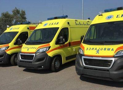 H PEUGEOT προμηθεύει το Ίδρυμα Σταύρος Νιάρχος με 143 υπερσύγχρονα ασθενοφόρα