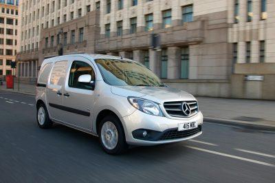 To ευέλικτο Citan της Mercedes-Benz ανανεώνεται αισθητικά κι αναβαθμίζεται λειτουργικά