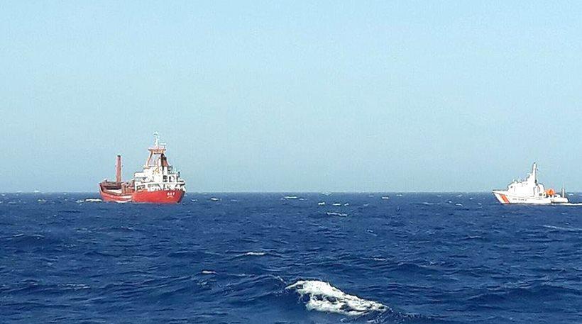 Αναντολού: Τρία πλοία ανοιχτά της Ρόδου στέλνει η Τουρκία μετά το επεισόδιο με το Λιμενικό