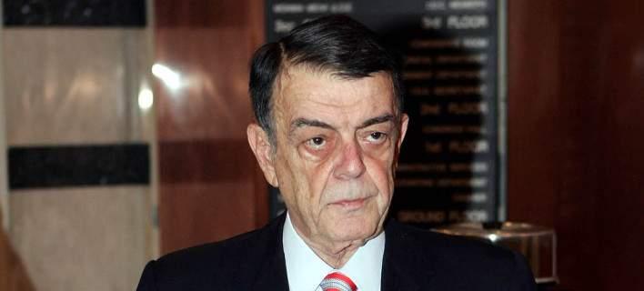 Πέθανε ο Μίνως Κυριακού σε ηλικία 75 ετών