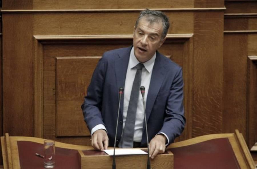 Θεοδωράκης: Είναι αυτό Δημοκρατία;