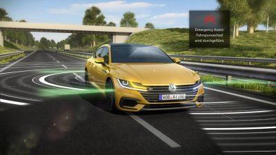 Η Volkswagen κέρδισε το Γερμανικό Βραβείο Κινητικότητας 2017