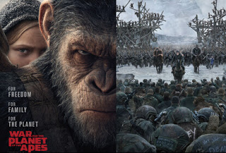 War for the Planet of the Apes – Ο πλανήτης των πιθήκων: Η σύγκρουση, Πρεμιέρα: Ιούλιος 2017 (trailer)