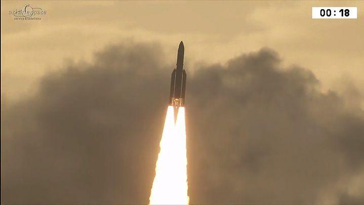 Επιτυχής εκτόξευση του Hellas Sat 3