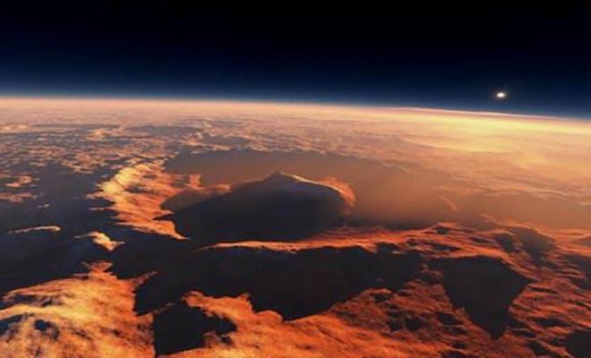 Αυτό δεν θα το πιστεύετε! Δείτε τι έδειξε φωτογραφία της NASA στον πλανήτη Άρη!! [Εικόνα-Βίντεο]