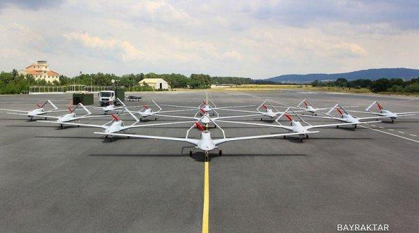 Η Τουρκία δημιούργησε βομβαρδιστικά Drones: Πετυχημένη δοκιμή σε αληθινούς στόχους