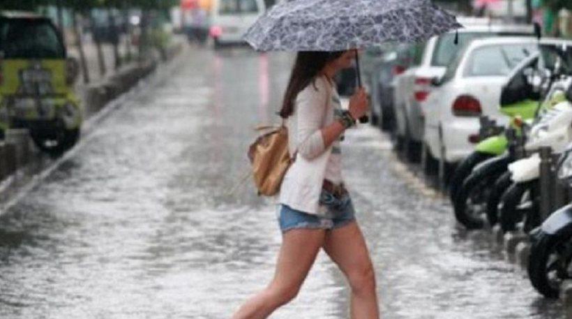 Αλλάζει από σήμερα το σκηνικό του καιρού – Έρχονται βροχές και ισχυροί βοριάδες